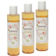 Shampooing bio* miel & propolis x 3