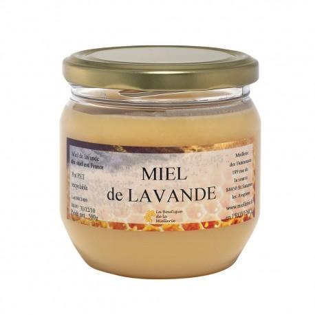 Miel de Lavande, le pot de 250g