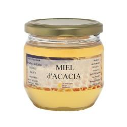 Miel d'Acacia, le pot de 250g