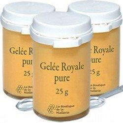 Gelée Royale pure 3 x 25g