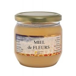 Miel de Fleurs du Sud, le pot de 250g