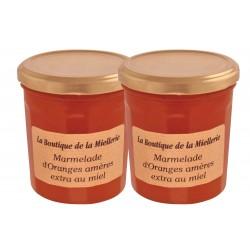Confiture Miel & Oranges amères