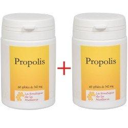 La cure de propolis en gélule