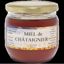 Miel de Châtaignier, le pot de 250g