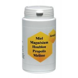 Gélules de Miel, Magnésium, Houblon, Propolis et Mélisse