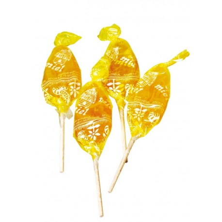 Sucettes au miel, 2 x 12